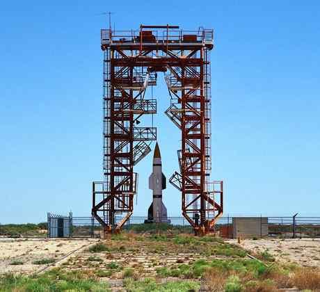 Plataforma para lanzamiento
