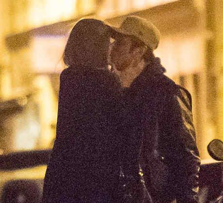 Benicio Del Toro y su novia Indiana Vianelli