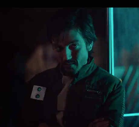 """Diego Luna en """"Rogue One: A Star Wars Story"""""""