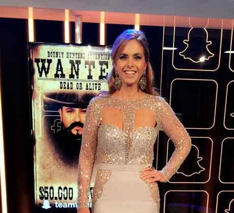 Lucero en snapchat en premios Billboard 2016