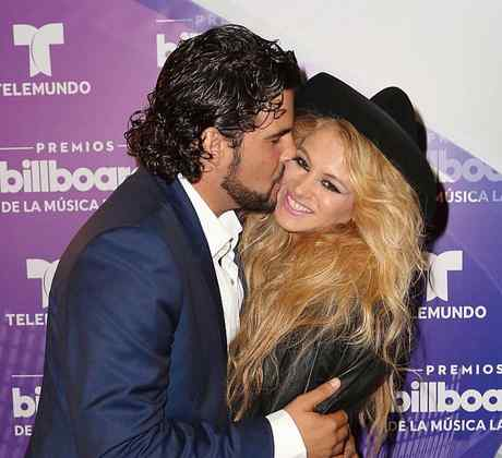 Billboard Latin Music Awards - Backstage