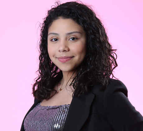 Adamari Cruz del Team Natalia en La Voz Kids