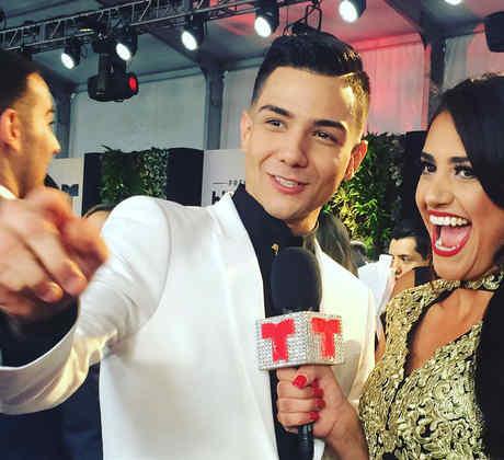 Nuestra reportera y soñadora se gozó la alfombra roja de Premios Billboard 2016