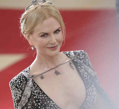 Nicole Kidman necesita sus propias sábanas