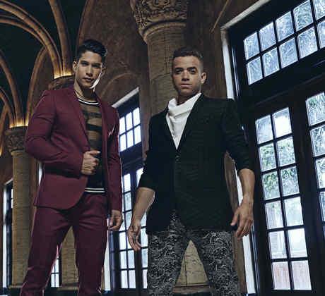 Chino & Nacho Premios Tu Mundo 2016