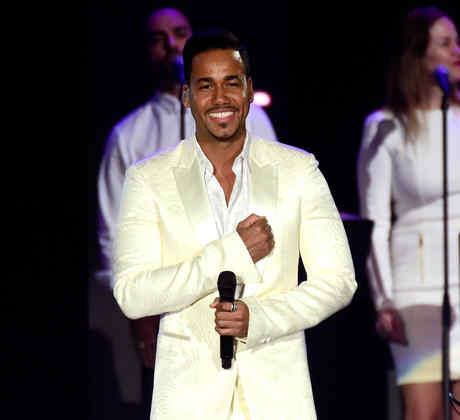 Romeo Santos person of the year Latin Grammy