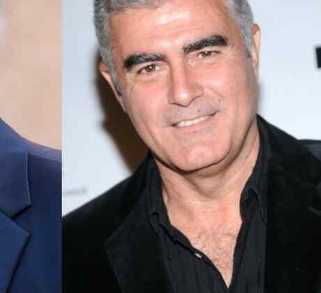 George Clooney y Saúl Lisazo