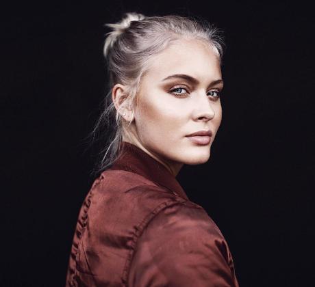 Zara Larsson Instagram Promo