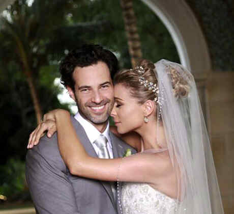 Ludwik Paleta y Emiliano Salinas boda