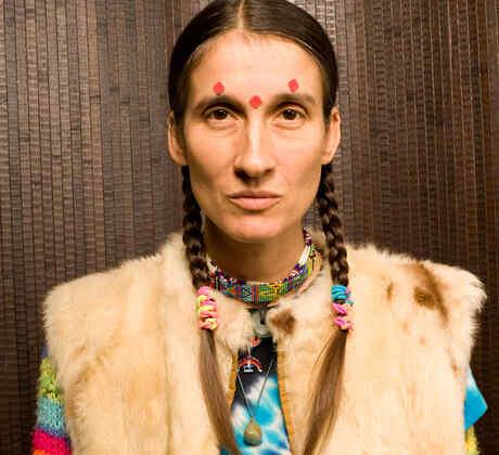 Andrea Echeverri Seattle 2010