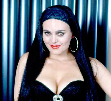 Maribel Guardia foto de Mezcalent