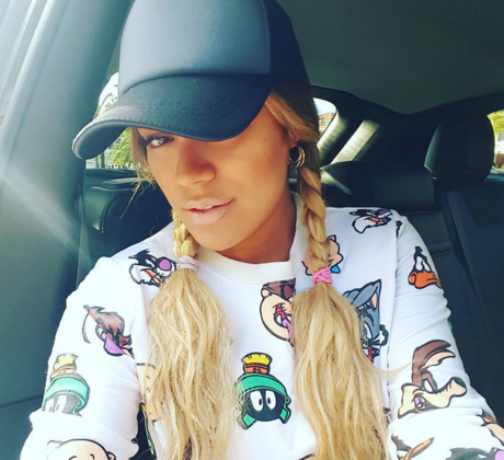 Karol G foto de Instagram 2016