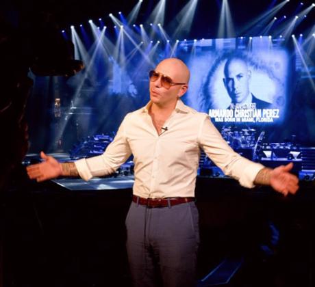 Pitbull foto de Instagram