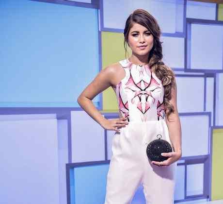 Sofia Reyes, alfombra, Latin American Music Awards, 2016