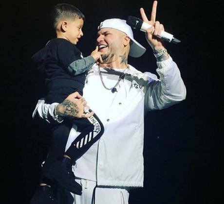Farruko y Kefren foto de Instagram