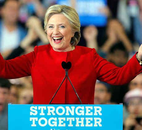 Hillary Clinton campaña presidencial 2016