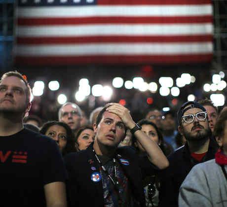 Reacciones a las elecciones presidenciales 2016