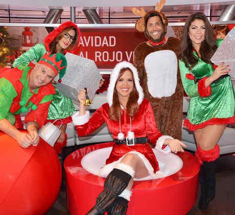 Navidad Al Rojo Vivo