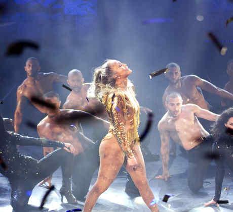 Jennifer Lopez en República Dominicana