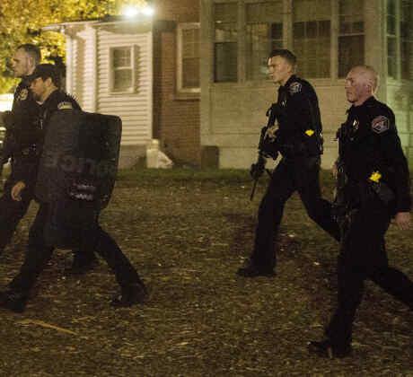 Policía en tiroteo en Universidad de Utah
