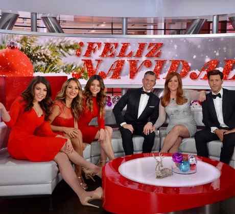 Feliz Navidad te desea el equipo de Al Rojo Vivo