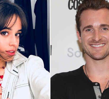 Camila Cabello y Matthew Hussey