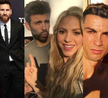 Parejas de futbolistas