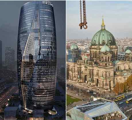 Edificios impresionantes