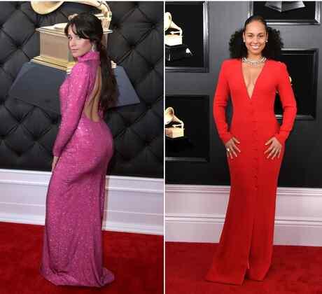 Alfombra roja de los Grammys 2019