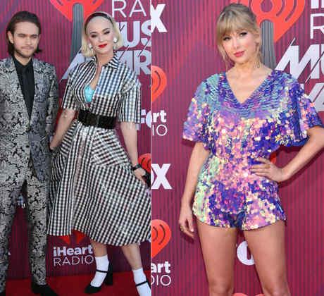 Alfombra Roja iHeartRadio Music Awards 2019