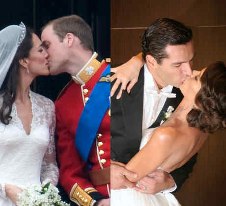 Las mejores bodas de la década