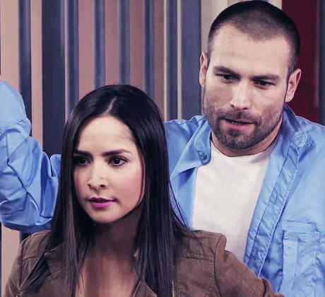 Rafael Amaya, Carmen Villalobos, juntos en la cárcel, El Señor de los Cielos 3