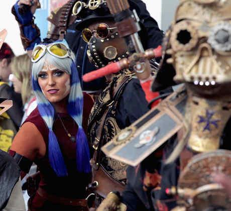 Comic-Con International 2016 - Cosplay
