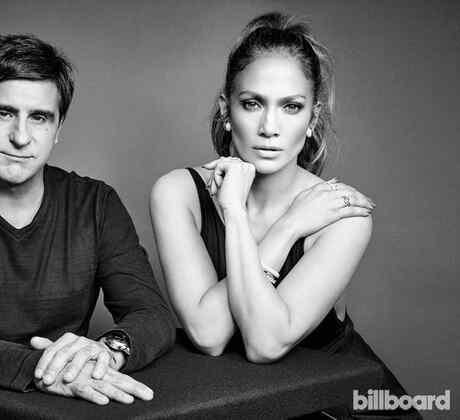 Afo and Jennifer Lopez