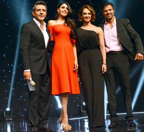 Sandarti, Jones, Silva y Arana