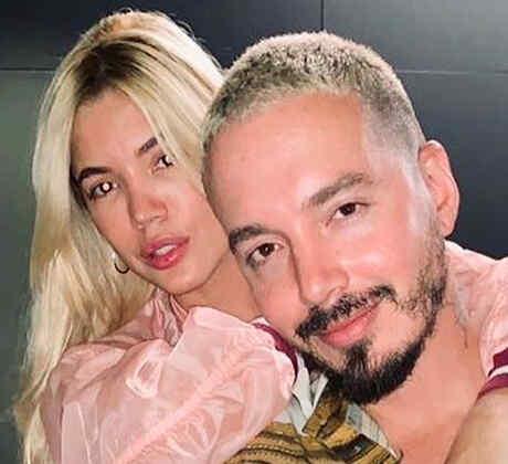 Carolina Osorio Balvin y su hermano J Balvin