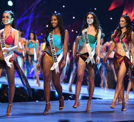 Concursantes de Miss Universo 2018