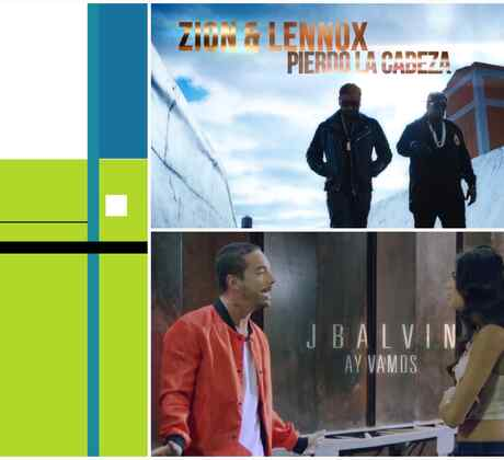 Zion & Lennox, Daddy Yankee y J Balvin en Latin AMAs