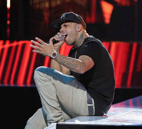 Nicky Jam Fenix Tour 2016