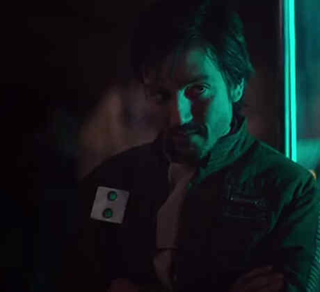 """Diego Luna protagoniza el tráiler de la película """"Rogue One: A Star Wars Story"""""""