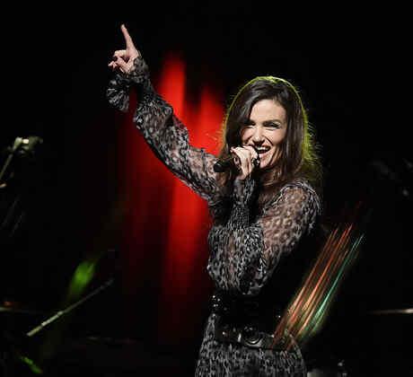 Idina Menzel, concierto en New York, 2016