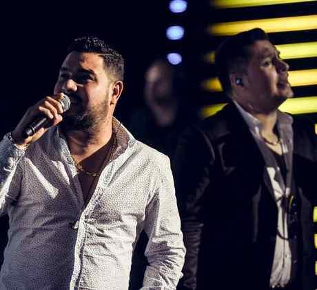La Banda MS de Sergio Lizarraga - Ensayos Latin American Music Awards 2016