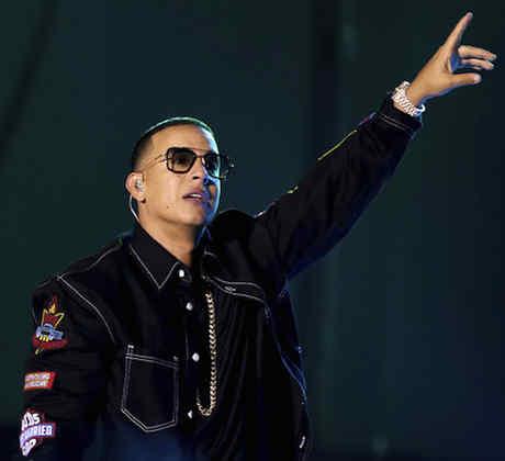 Daddy Yankee en Premios Billboard 2016