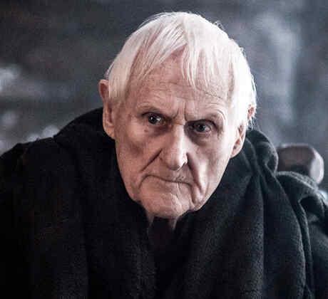 """Falleció el actor de """"Game of Thrones"""" Peter Vaughan a los 93 años"""