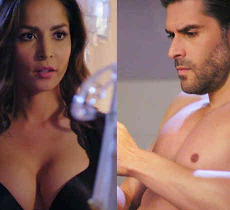 Carmen Villalobos, Juan Pablo Llano, sexy