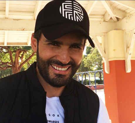 Fabián Ríos, sonrisa, Youtube live