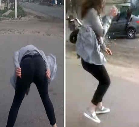 Una joven provoca una tragedia bailando Twerking (VIDEO)