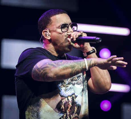 Daddy Yankee - Ensayos día 2 Premios Billboard 2017