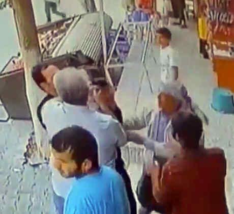 Niña se salva milagrosamente al caer de un balcón (VIDEO)