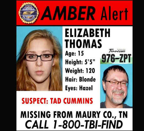 Elizabeth Thomas y Tad Cummins